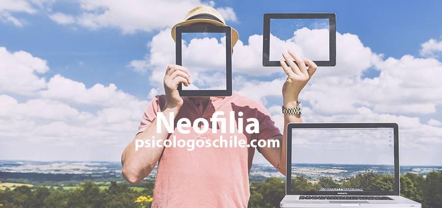 Adicción u Obsesión por lo nuevo, la neofilia