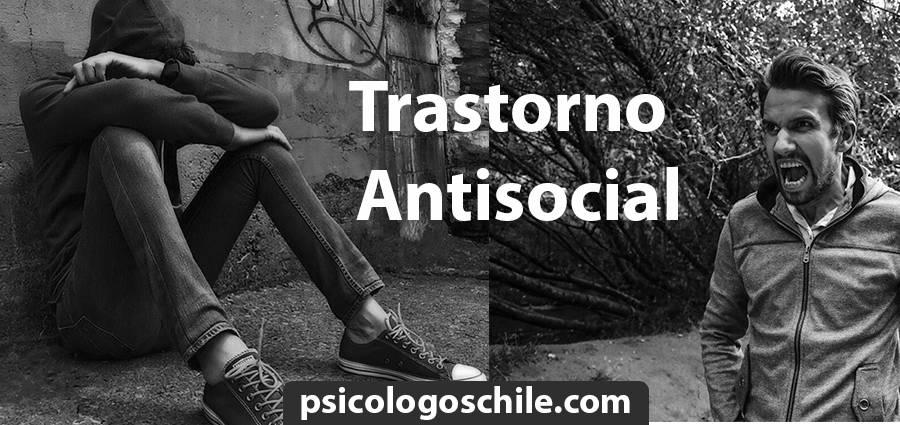 Trastorno de la personalidad antisocial